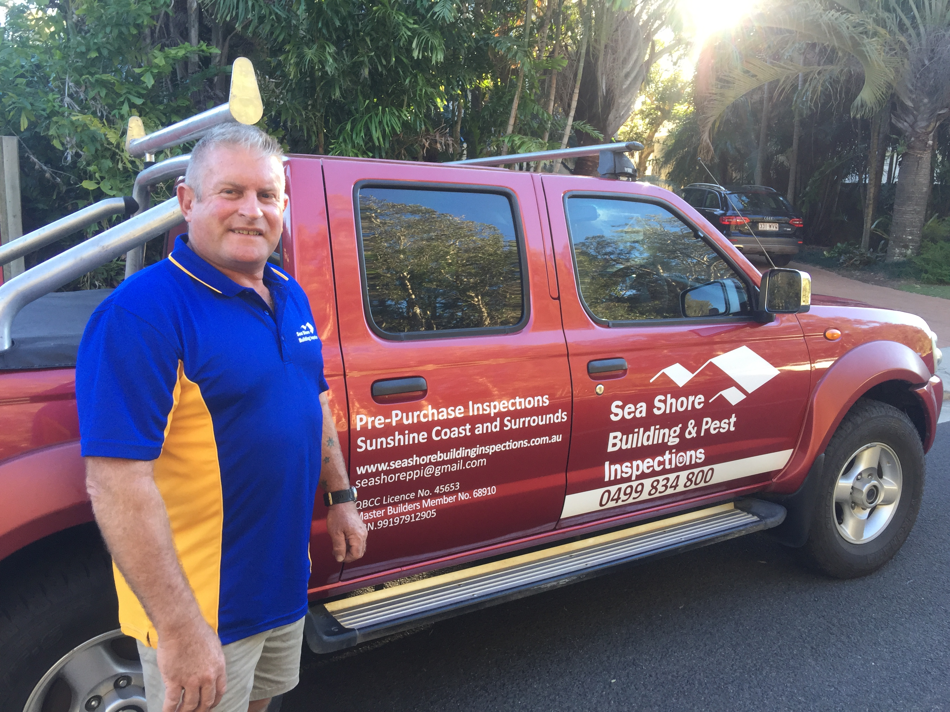 Building and Pest Inspections on the Sunshine Coast